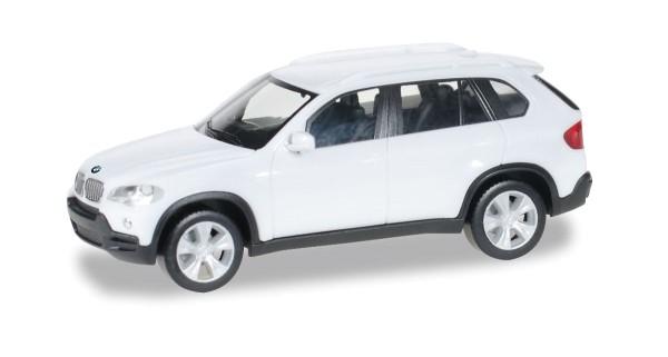 Herpa 023696-002 - BMW X5™, weiß - 1:87