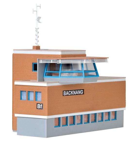 Kibri 37807 (7807) - Stellwerk Backnang - N