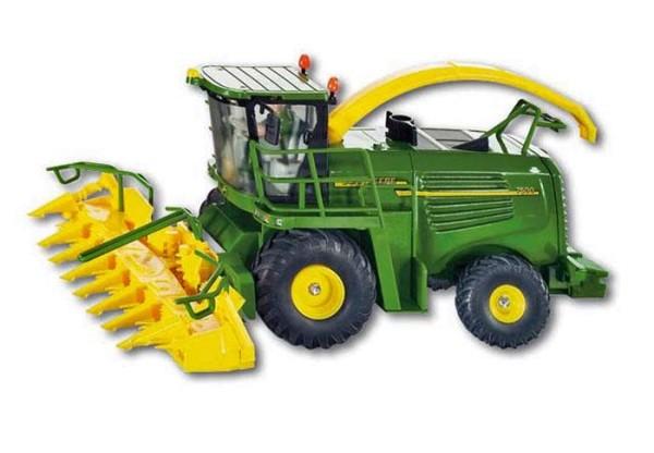 SIKU Farmer 4056 - John Deere Maishäcksler - 1:32