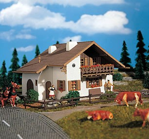 Vollmer 49251 - Haus Wiesengrund - H0 (9251)