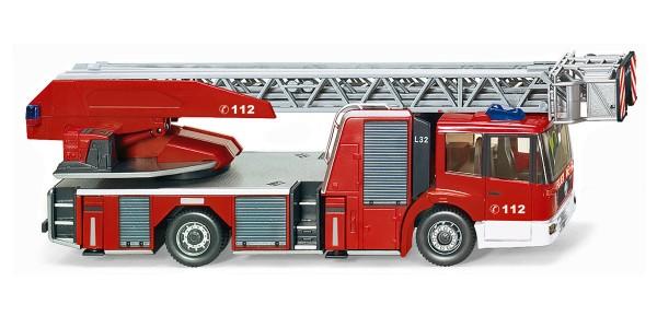 Wiking 062704 - Feuerwehr - Metz DL 32 (MB Econic) - 1:87