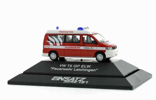 Rietze 52685 - VW T5 GP FW Laichingen (Einsatzserie) - 1:87