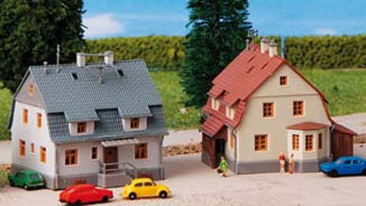 Kibri 36830 (6830) - 2 Siedlungshäuser am Wallfahrtsweg - Z