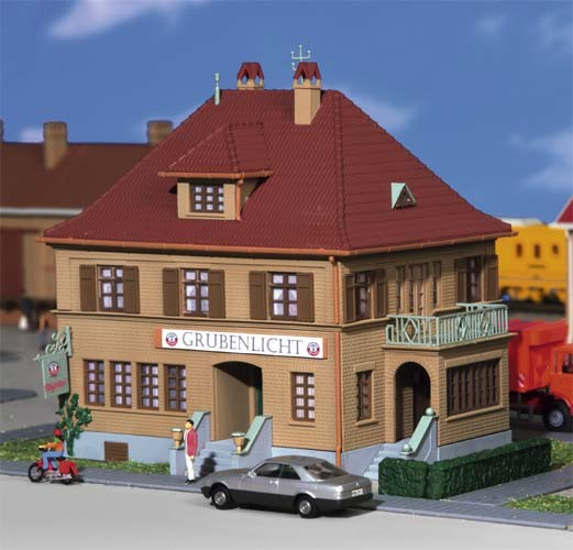 Kibri 38737 (8737) - Haus Grubenlicht - H0