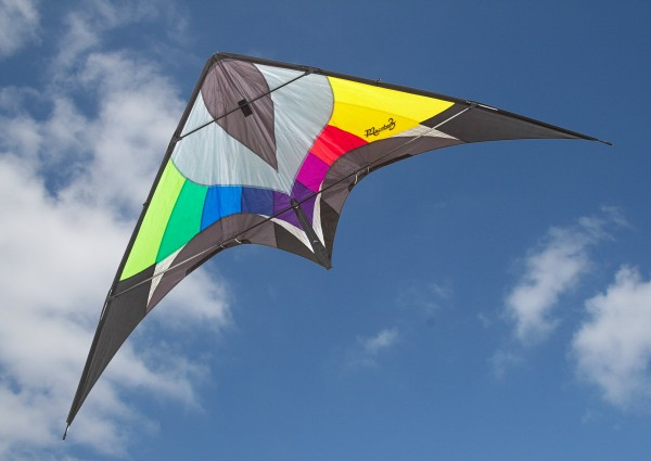 Invento-HQ Lenkdrachen Maestro III R2F (220 x 95 cm)