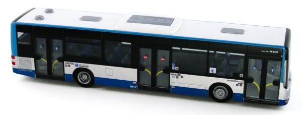Rietze 73907 - MAN Lions City ´15 Trieste Trasporti (IT) - 1:87