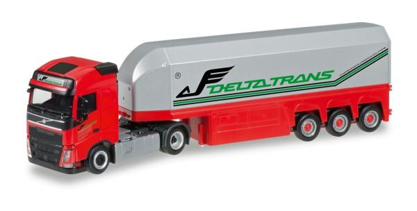 "Herpa 305754 - Volvo FH GL Glastransporter-Sattelzug ""Deltatrans"" (PL) - 1:87"