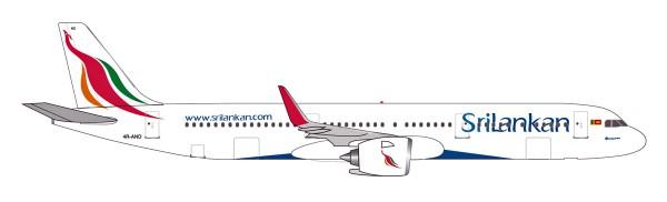 Herpa Wings 532884 - SriLankan Airlines Airbus A321neo - 1:500