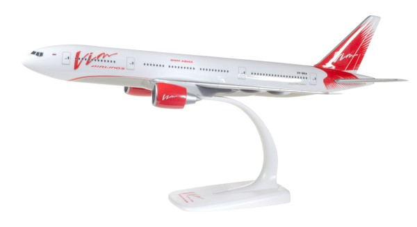 Herpa Wings 611640 - Vim Avia Boeing 777-200 - VP-BVA - 1:200 - Snap-Fit