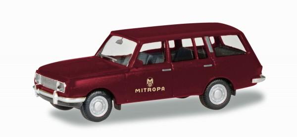 """Herpa 093781 - Wartburg 353 `66 Tourist """"MITROPA"""" - 1:87"""