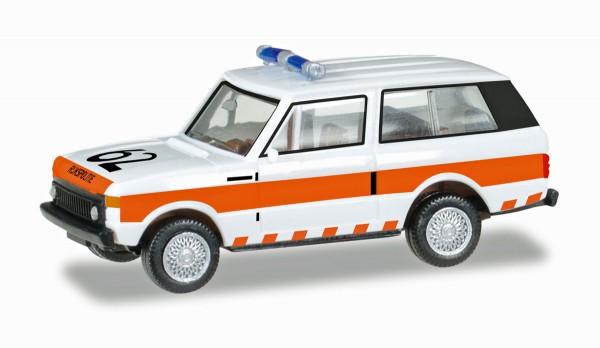 """Herpa 092944 - Range Rover """"Politie Niederlande"""" (NL) - 1:87"""