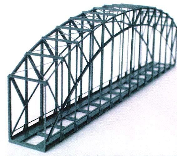 Vollmer 7835 - Bogenbrücke - Metall-Fertigmodell - N