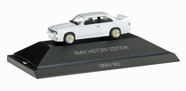 "Herpa 102049 - BMW M3 ""BMW History Edition"" - 1:87"