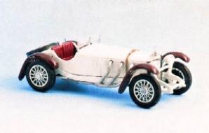 Marks 72 - Mercedes Benz SSK von Caracciola - H0