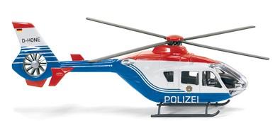 Wiking 0022 10 - Polizei-Hubschrauber - H0