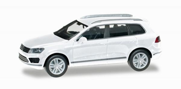Herpa 028479-002 - VW Touareg, pure white - 1:87