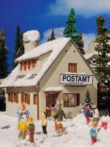 Vollmer 2415 - Postamt Christkindl mit Wunschzettel - Bausatz - H0