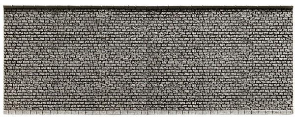NOCH 58054 - Mauer, 33,4 x 12,5 cm - H0