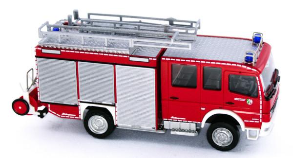 Rietze 68272 - Schlingmann HLF 20/16 Institut der Feuerwehr NRW - 1:87
