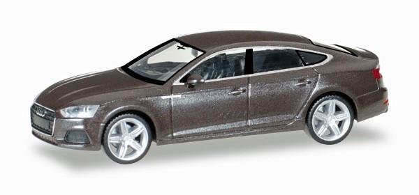 Herpa 038706 - Audi A5 Sportback, Argusbraun metallic - 1:87