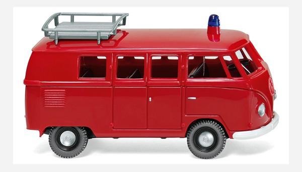 Wiking 078812 - Feuerwehr - VW T1 (Typ 2) Bus - 1:87