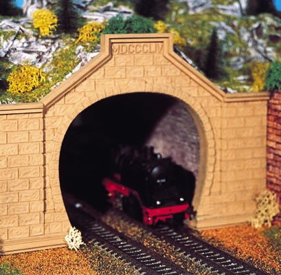 Vollmer 42505 - Tunnelportal 2gl. Rheintal - H0 (2505)