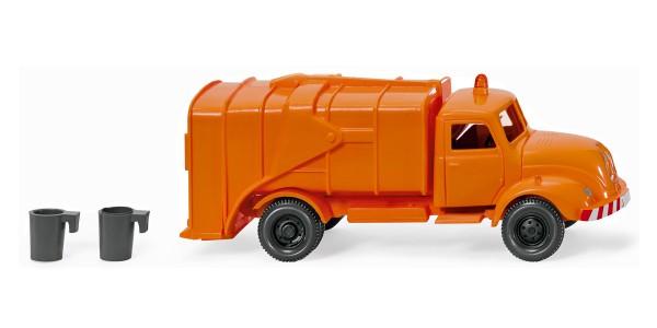 Wiking 064301 - Müllwagen (Magirus S 3500) - 1:87