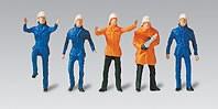 Vollmer 42216 - Feuerwehrleute - H0 (2216)