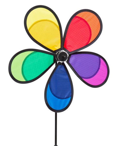 Invento-HQ Flower Fly Rainbow (30 x 75 cm) - Windspiel