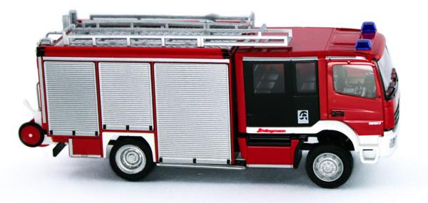 Rietze 72900 - Schlingmann Atego E6 HLF 20 Vorführdesign - 1:87