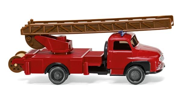 Wiking 062001 - Feuerwehr - Leiterwagen (Ford FK 2500) - 1:87