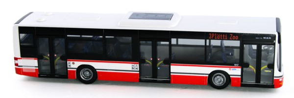 Rietze 72726 - MAN Lion´s City Stadtbus Frauenfeld (CH) - 1:87