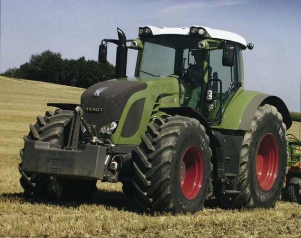 Kibri 12268 - Fendt Traktor Vario 936 - H0