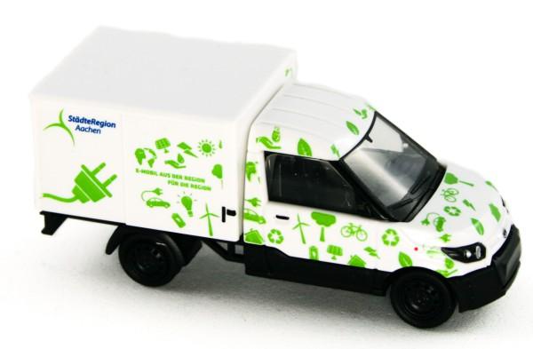 Rietze 33000 - Streetscooter Work Städteregion Aachen - 1:87