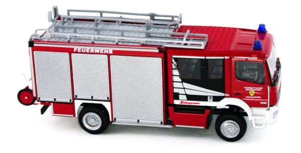 Rietze 72927 - Schlingmann Varus HLF Feuerwehr Harsewinkel - 1:87