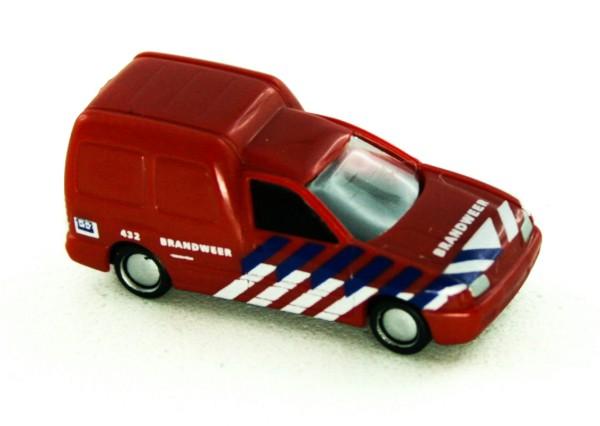 Rietze 16980 - Volkswagen Caddy Brandweer (NL) - 1:160