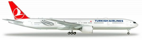 "Herpa Wings 559379 - Turkish Airlines Boeing 777-300ER - TC-LJB ""Ayasofya"" - 1:200"