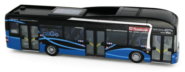 Rietze 73201 - MAN Lion´s City ´15 Hybrid Keolis Nederland - All Go Almere (NL) - 1:87