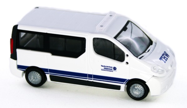 Rietze 51393 - Renault Trafic THW OV Ludwigsburg - 1:87