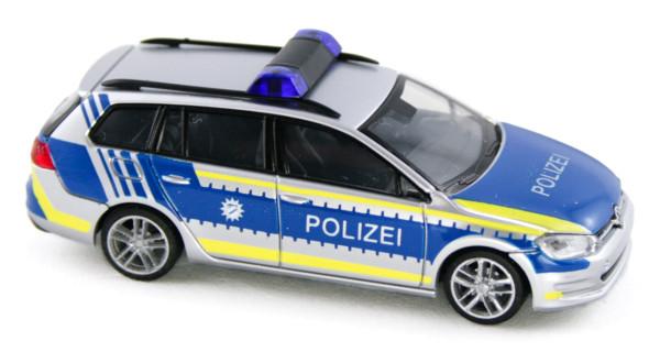 Rietze 53315 - Volkswagen Golf 7 Variant Polizei Bayern - 1:87