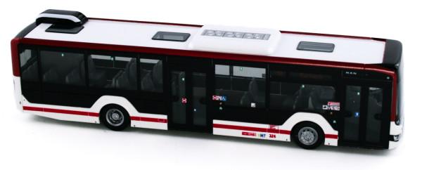 Rietze 75335 - MAN Lion´s City 12´18 EVAG Erfurt - 1:87