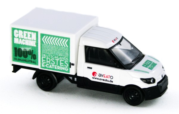 Rietze 33031 - Streetscooter Work aveato Catering Berlin - 1:87