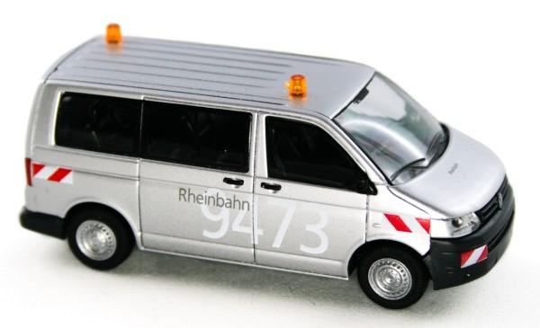 Rietze 31902 - Volkswagen T5 Rheinbahn Düsseldorf - 1:87