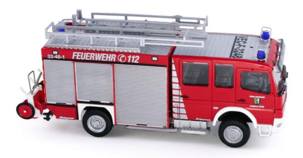 Rietze 68277 - Schlingmann HLF 20/16 Feuerwehr Steinfeld/Oldenburg - 1:87