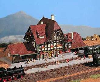 Vollmer 49510 - Bahnhof Neuffen - Z (9510)