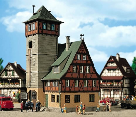 Vollmer 43752 - Spritzenhaus - H0 (3752)