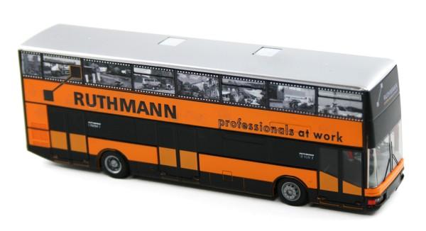 Rietze 67525 - MAN DN95 Ruthmann Service - 1:87