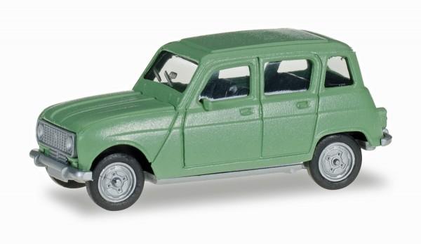 Herpa 020190-005 - Renault R4, lindgrün - 1:87