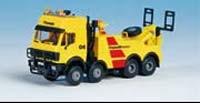 Kibri 14666 - MB 4achs Abschleppfahrzeug Masterlift - Bausatz - H0