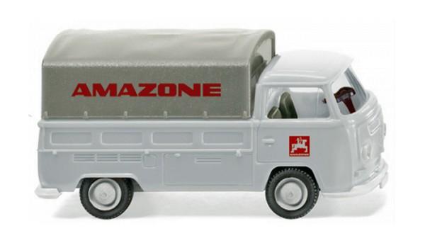 """Wiking 031602 - VW T2 mit Plane """"Amazone"""" - H0"""